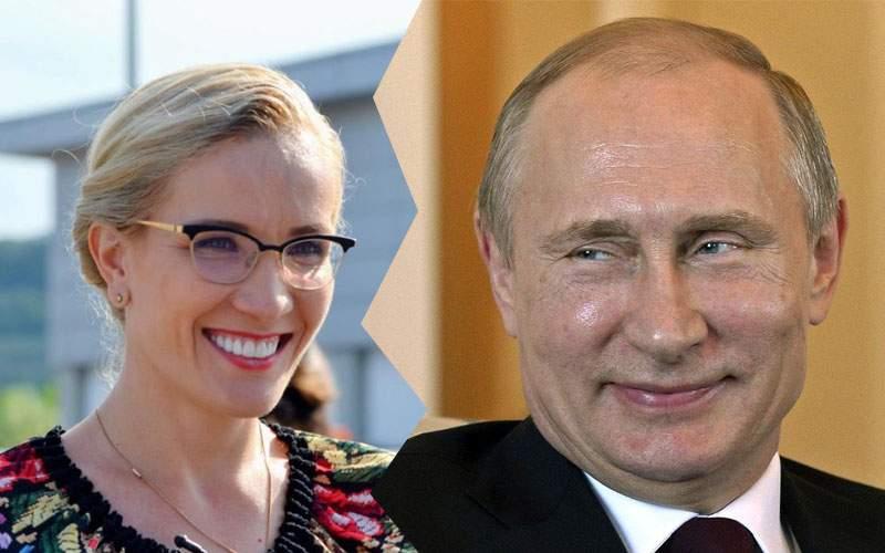 Sedus de Bruynseels, Putin a scrijelit cu briceagul mesajul LOVE pe mai mulți ziariști