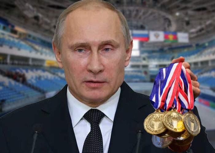 Cu toate că nu a început încă, Putin a câştigat deja 20 de medalii de aur la Olimpiada de la Soci