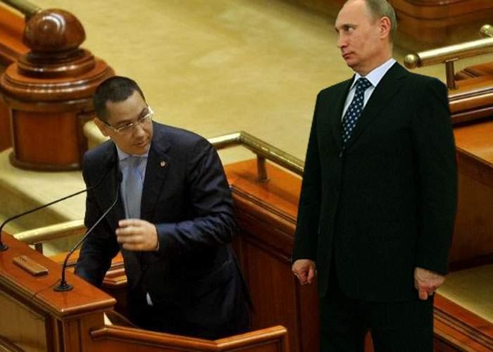 După o discuţie mai dură cu Putin, Victor Ponta şi-a scos din CV alipirea Crimeei la Rusia
