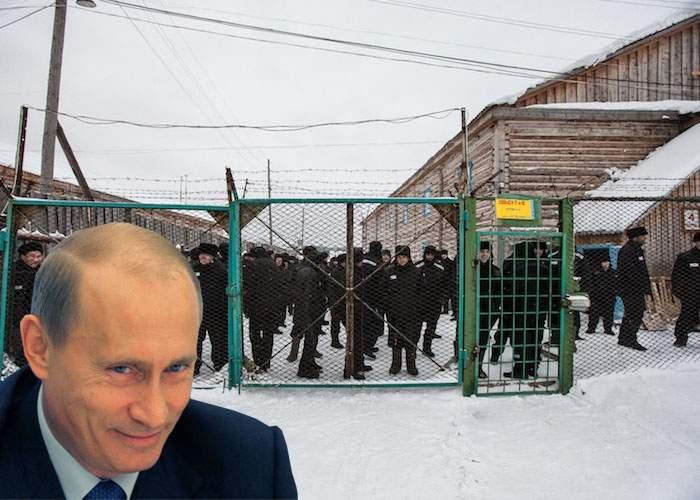 Putin i-a consolat pe sportivii ruşi care n-au luat medalii la Soci, oferindu-le excursii în Siberia