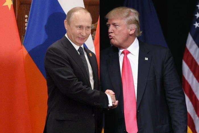 Trump se scapă din nou: i-a povestit lui Putin tot ce se întâmplă în noul sezon din Game of Thrones