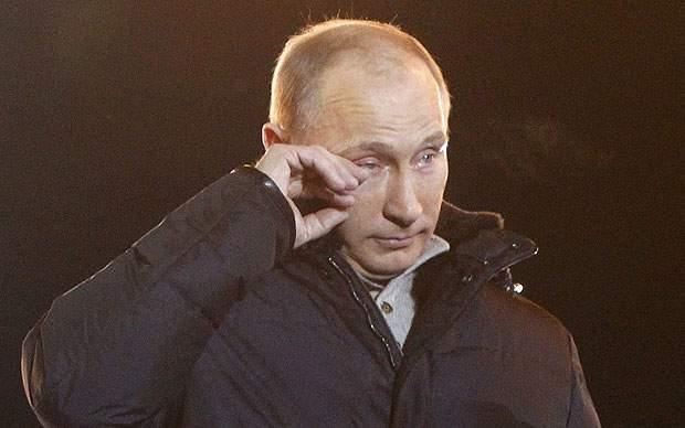 Putin a decis să rămână preşedinte pe viaţă, pentru că în timpul alegerilor mor prea mulţi oameni