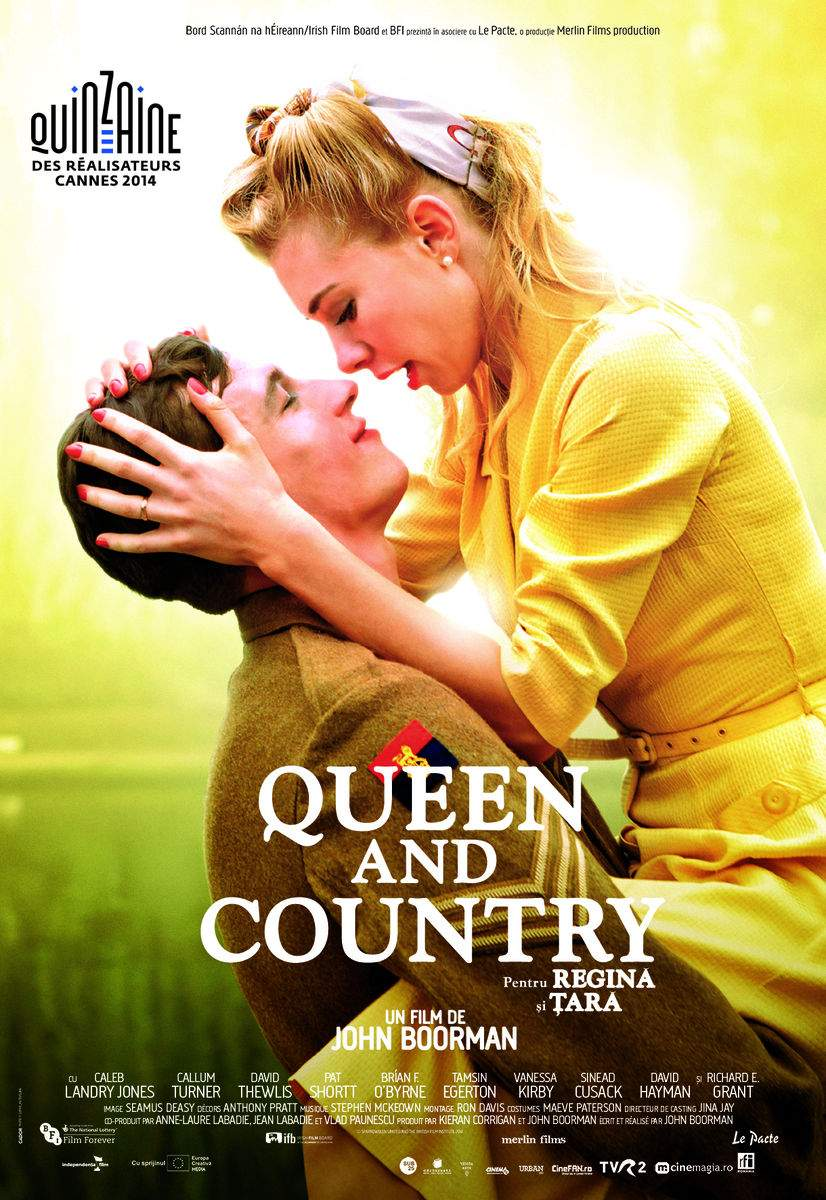 Queen & Country (2014) – Războiul sclerozelor