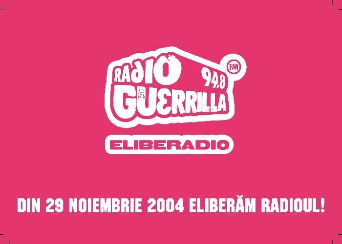 Şansă nesperată pentru Radio Guerrilla! Pe Facebook a apărut o petiţie pentru salvarea postului!