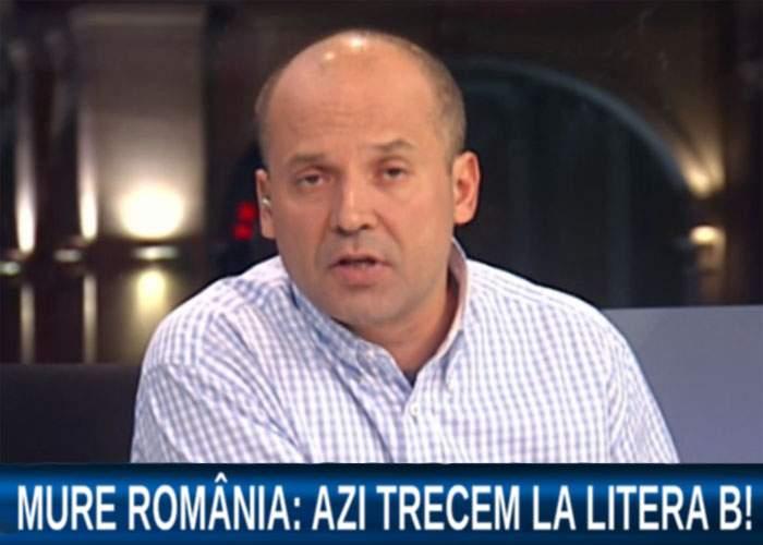 Radu Banciu promite că va înjura toată populaţia României