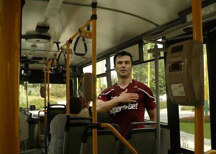 """Pancu explică de ce a ales FC Voluntari: """"E la 5 minute de casă, abonamentul RATB e scump"""""""