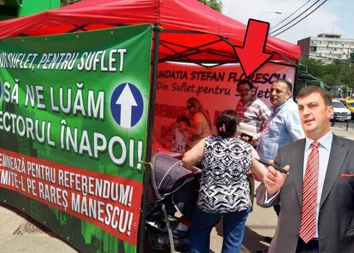Chiar nu mai vrea la primărie! Rareș Mănescu, surprins în timp se semna pentru propria lui demitere