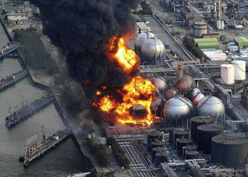 Reactorul 3 de la Fukushima s-a încins din cauză că trei ţigani români furau energie