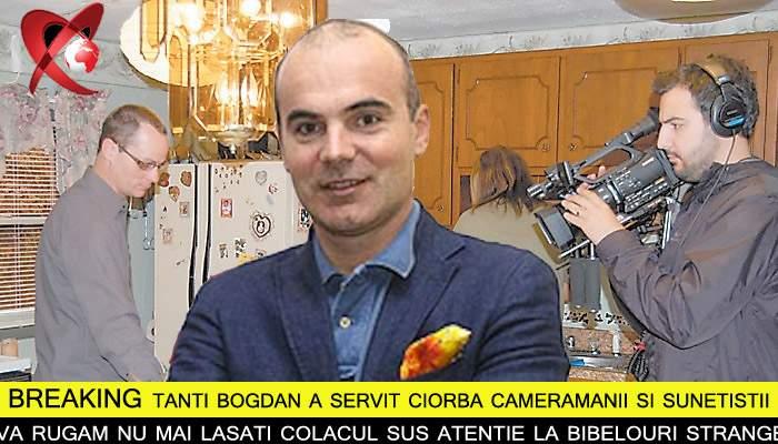 Reduceri de costuri şi la Realitatea! Redacţia se mută acasă la mama lui Rareş Bogdan