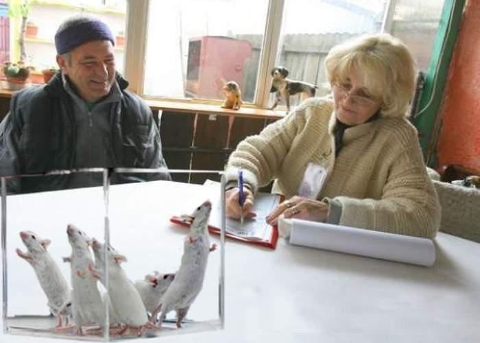Următorul recensământ al populaţiei se va face în laborator pe animale!