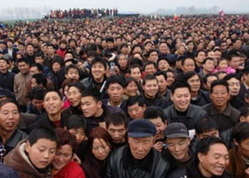 China a terminat, după 174 de ani, recensământul populaţiei