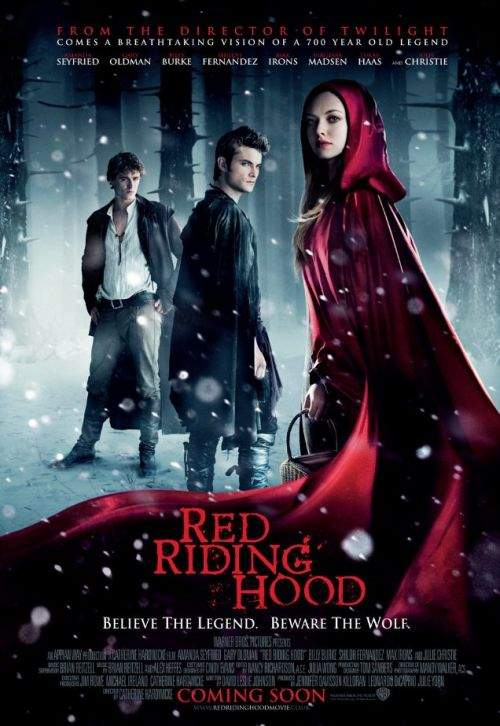 Red Riding Hood – Nu, Scufiţă, pagadi!!!