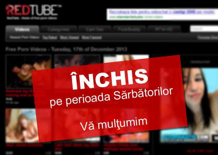 Veste cumplită pentru internauţi! Site-urile porno vor fi închise pe 25-26 decembrie şi 1-2 ianuarie