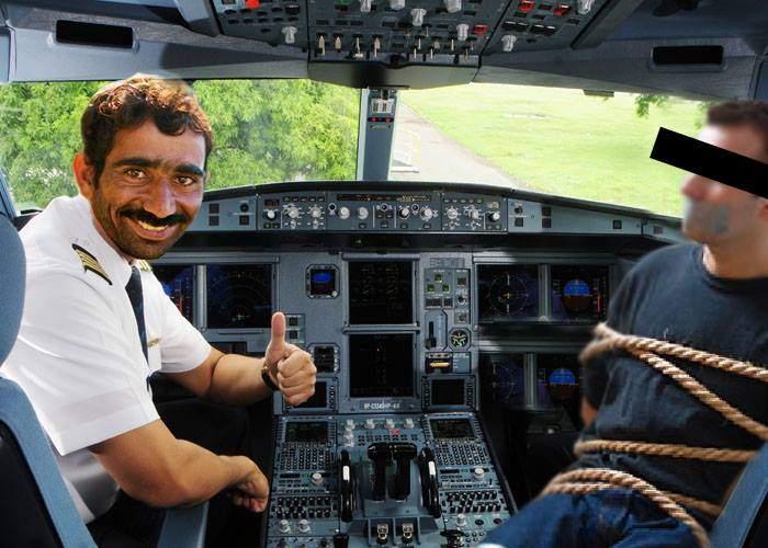 Cine zicea că sunt terorişti? Un refugiat din Yemen s-a înscris la cursuri de pilotaj de avioane