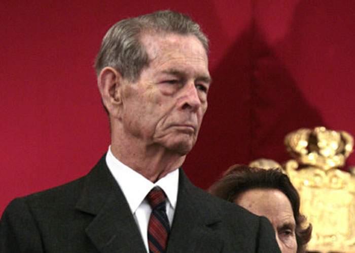 Regele Mihai a declarat război României din cauza afirmaţiilor lui Băsescu