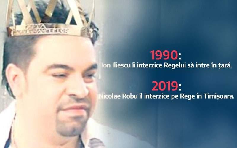 Fanii lui Florin Salam, indignaţi că pagina USR Tineret a întinat memoria Regelui