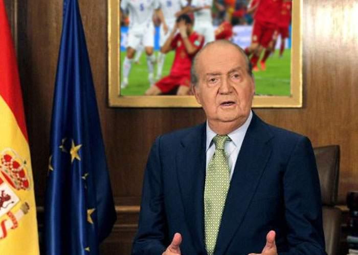 Aşa da ţară! După eliminarea Spaniei de la campionatul Mondial, regele şi-a dat demisia!