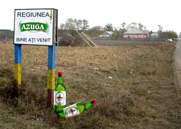 Bărbaţii cer regionalizarea României în funcţie de etichetele de pe sticla de băutură
