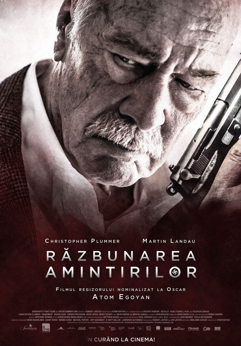 """Remember (2015) – """"Memento"""" întâlnește geriatria"""