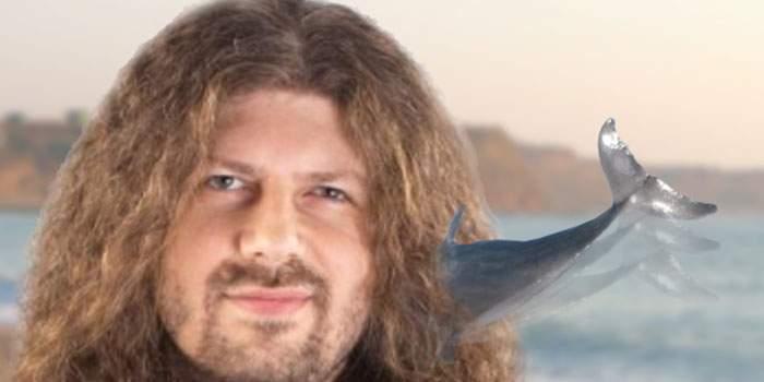 Dramă la Vama Veche! Doi delfini s-au zbătut timp de 8 ore, încâlciţi în părul lui Remus Cernea