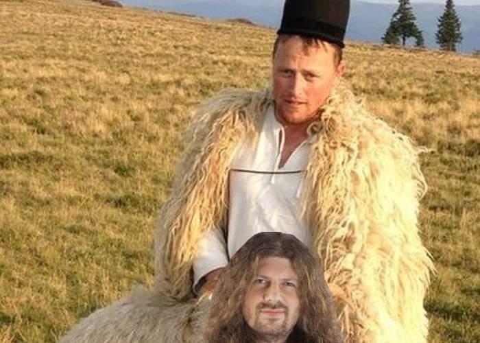 Valeriu Zgonea l-a chemat de urgenţă la Bucureşti pe ciobanul Ghiţă, ca să-l tundă pe Remus Cernea
