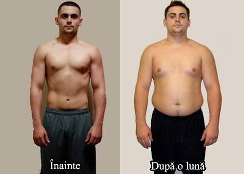 Atenţie! Un bărbat care a renunţat la masturbare s-a îngrăşat 8 kg în doar o lună!