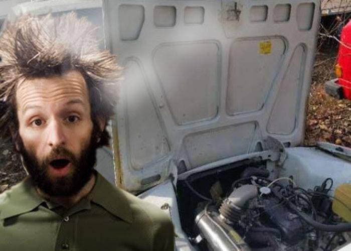 Atenție la mașina Tesla! Un român s-a curentat când a încercat să sufle în jigler