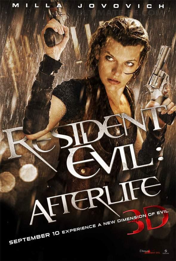 Resident Evil – Afterlife: Dragoste cu de-a Milla nu se poate!