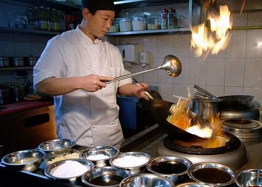 Un restaurant chinezesc s-a dărâmat din cauză că era de proastă calitate