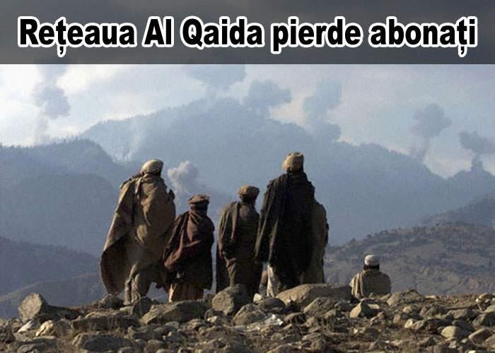 Mulţi talibani se retrag din reţeaua Al-Qaida fiindcă nu prea are semnal