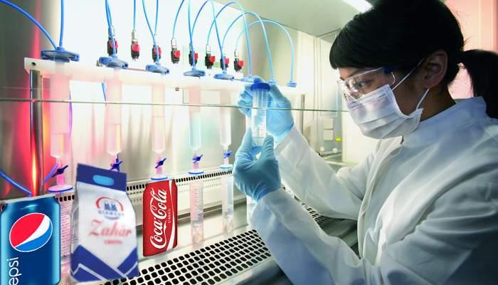 Reţeta secretă Coca Cola, dezvăluită: La un litru de Pepsi se adaugă un kilogram de zahăr