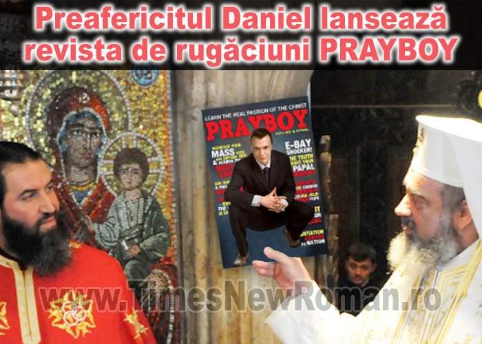 Revista Prayboy divizează credincioșii ortodocși