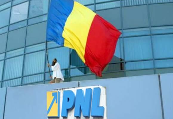 Stegarul dac şi Marian Munteanu au preluat puterea în PNL şi i-au exclus pe Gorghiu şi Blaga