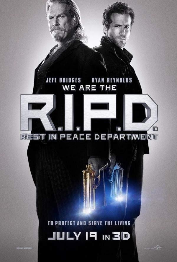 R.I.P.D (3D) – Despre morţi, numai de bine?!