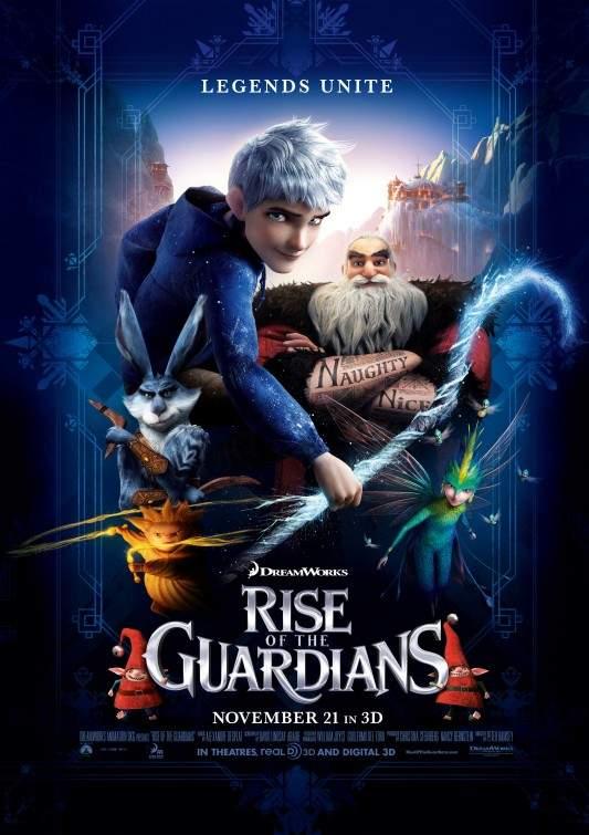 Rise of the Guardians – Care ţi-e cald cu toţi dinţii-n gură?