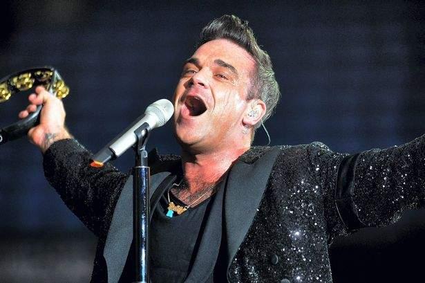 Robbie Williams trage să moară? Deşi pare tânăr şi sănătos, artistul va avea concert la Bucureşti