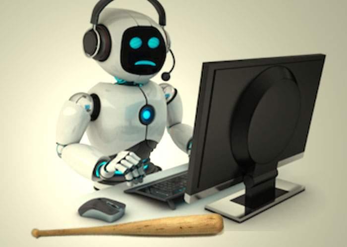 După robotul Maria, ING lansează şi robotul Marian, fiindcă nu e frumos să înjuri o femeie
