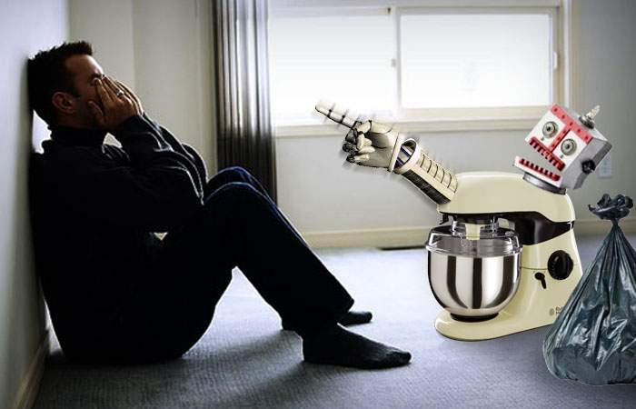 Femeile de știință au creat un robot de bucătărie care te cicălește încontinuu