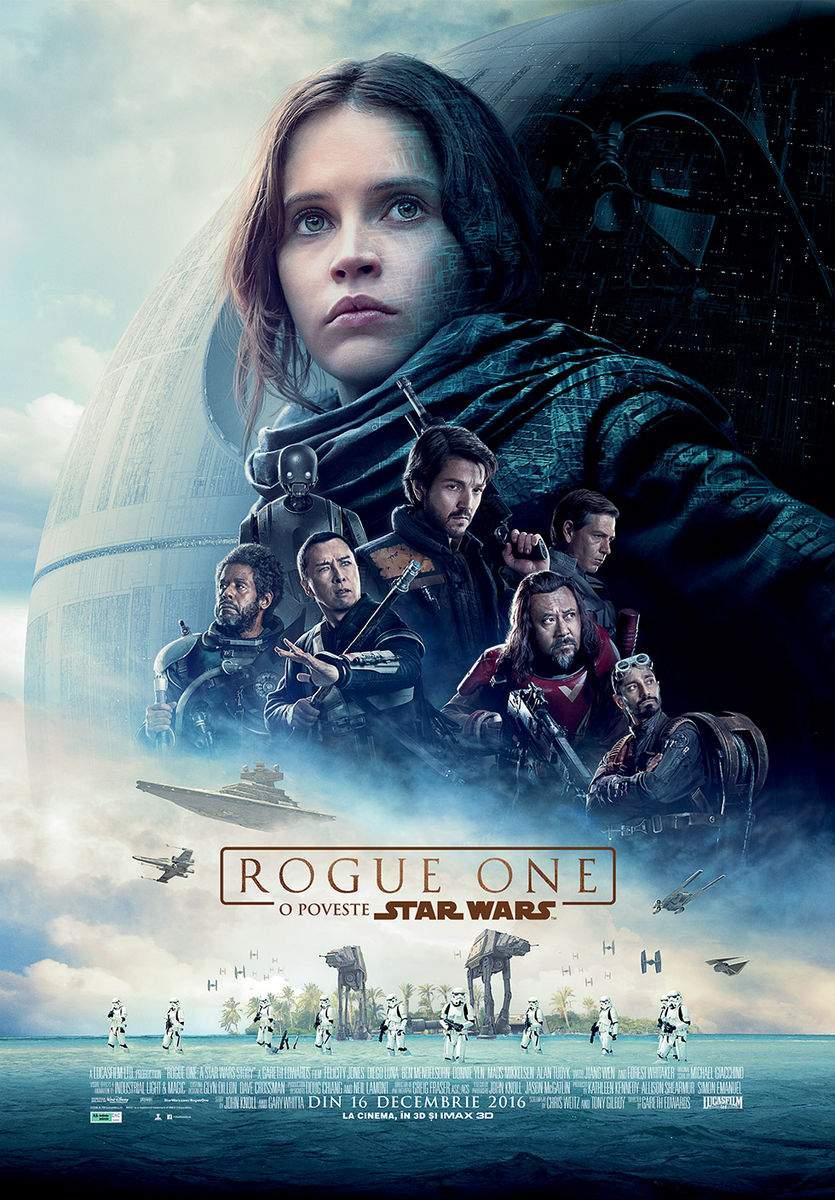 Rogue One: A Star Wars Story 3D (2016) – La steaua care-a răsărit e-o luptă-atât de lungă