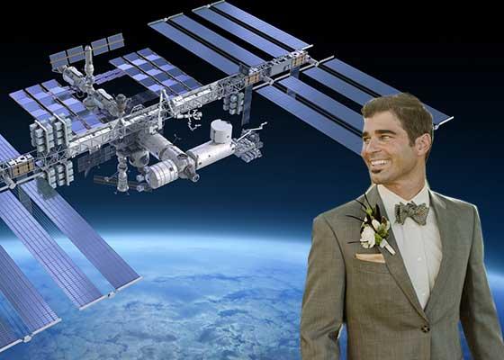 Al doilea român în spațiu: a plecat în Cosmos, ca să nu fie invitat la o nuntă