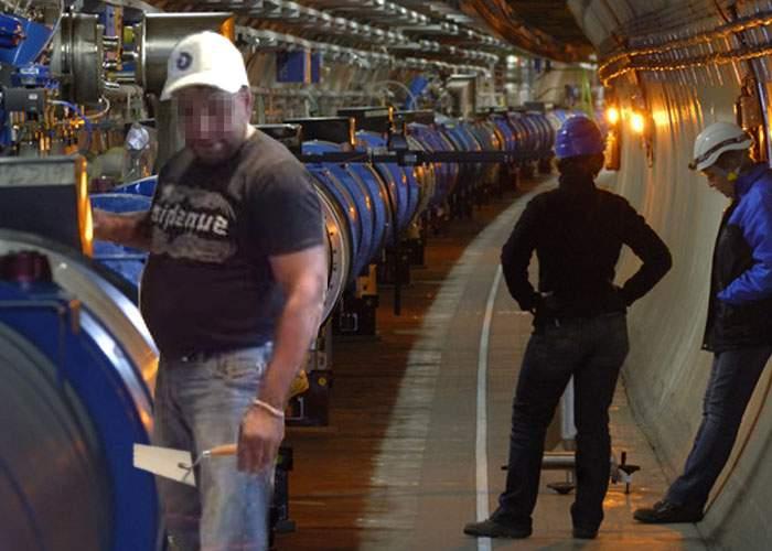 Fizician român, candidat la Nobel! A chituit acceleratorul de particule ca să nu mai scape protoni