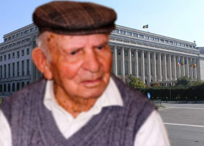Savanţii confirmă: cel mai bătrân român are 106 ani! Guvernul creşte vârsta de pensionare la 107 ani