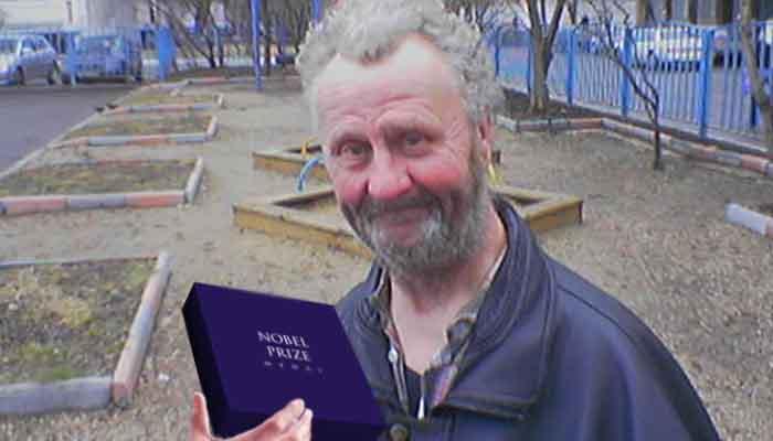 Condamnaţi la succes? Un român care a fugit din ţară a fost prins şi i s-a dat premiul Nobel