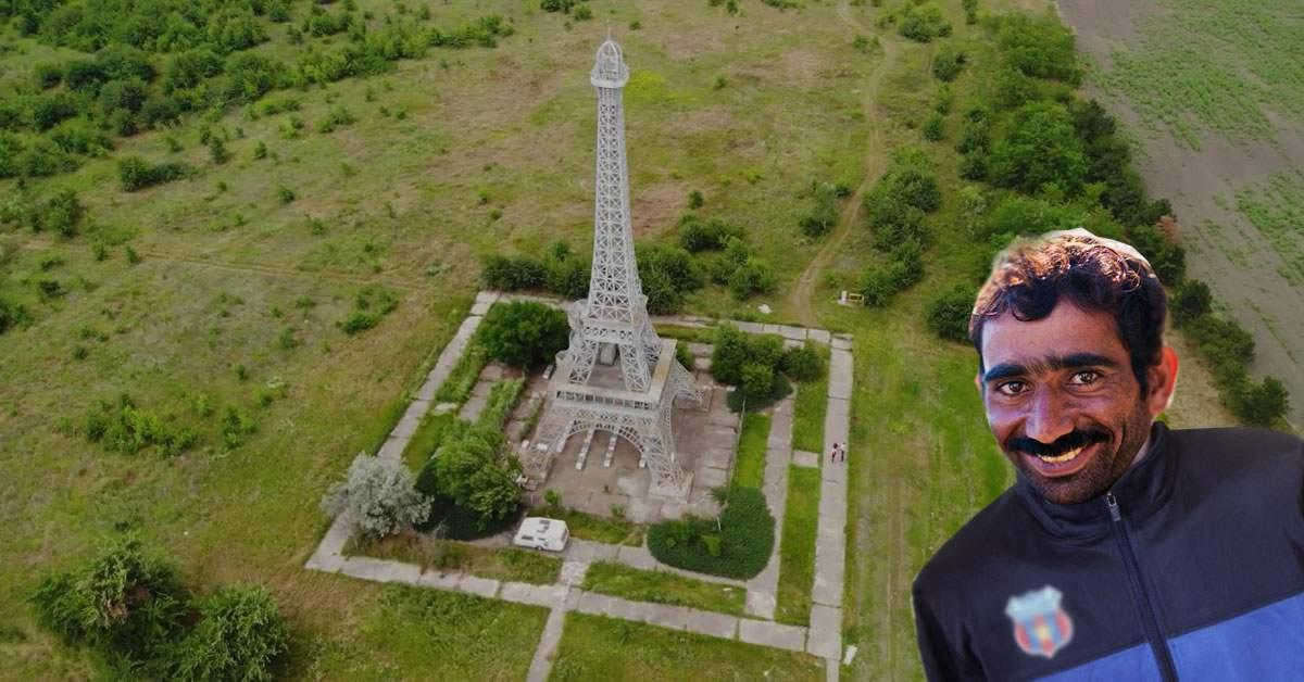 Zeci de români întorşi din Franţa, nevoiţi să fure portofele la turnul Eiffel de la Slobozia