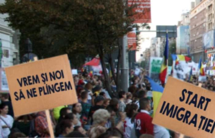 Românii, scandalizaţi că prea puţini imigranţi vin să le ia locurile de muncă