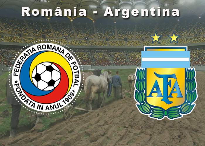 Zece lucruri despre amicalul România-Argentina