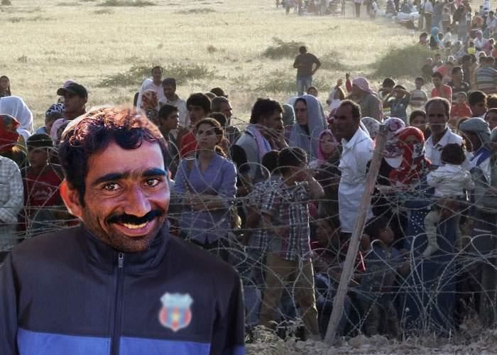 Francezii ne jignesc din nou! Sirienilor le dau câte 500 de euro ca să se întoarcă în țara lor