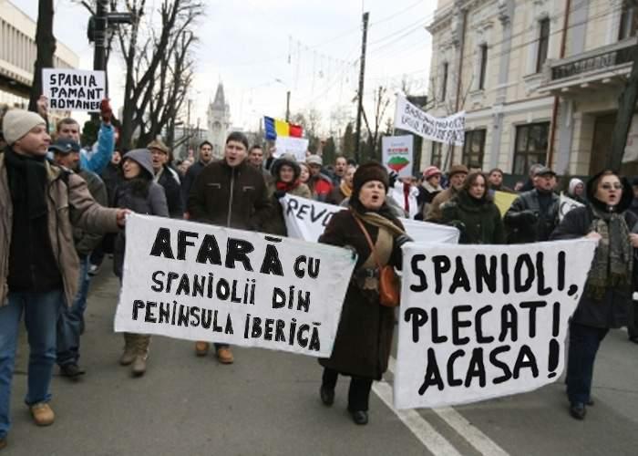 Dezastru demografic! Românii din Spania au fost depăşiţi la număr de spanioli