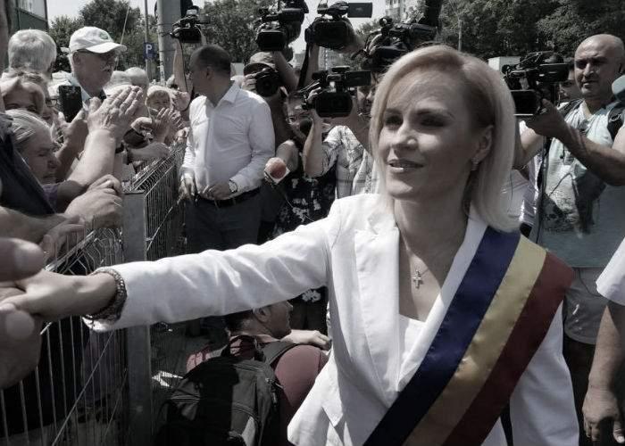 E în firea ta să faci următorul pas! Gabriela Firea, susţinută la prezidenţiale de Românii Fireşti