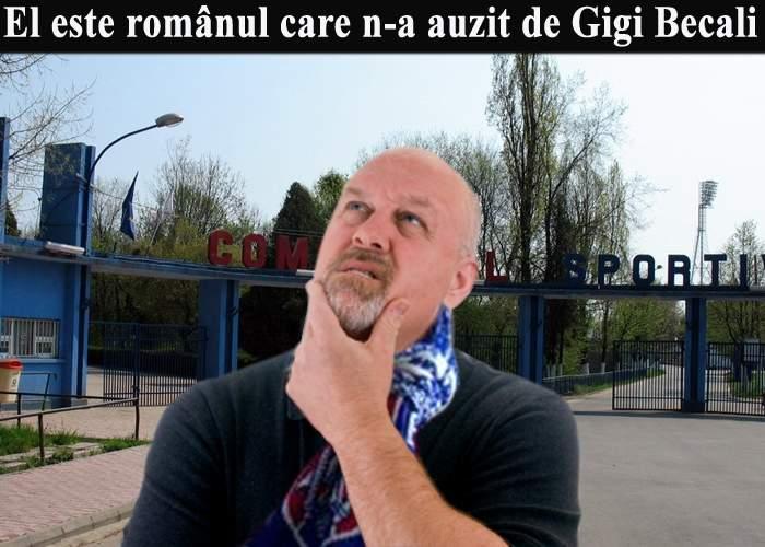 Un orădean pretinde că n-a auzit niciodată de Gigi Becali